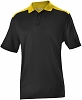 Alleson Adult Color Block GameDay Golf Polo
